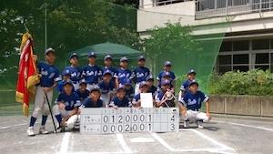 第40回 東地区少年野球大会